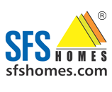 Logo of SFS Homes